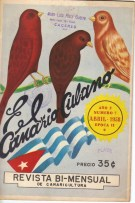 El Canario Cubano-cuba-1958
