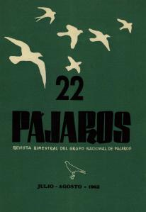 22 PAJAROS
