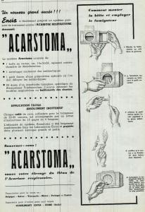 acarstoma
