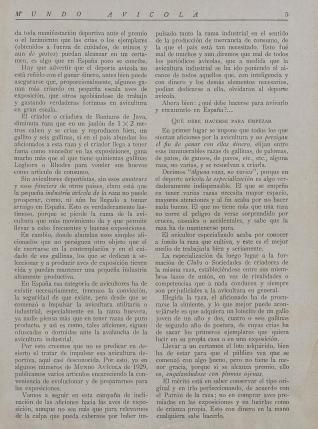 LA AVICULTURA DEPORTIVA2. (MUNDO AVÍCOLA-1930)